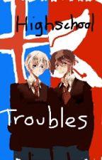 Highschool Troubles (HongIce fanfic) by HumbleHetaliagirl