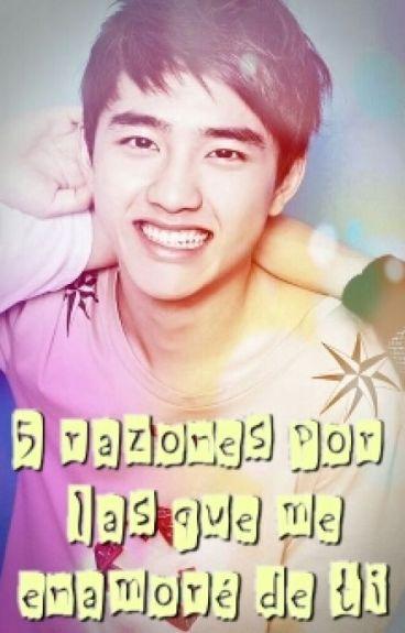 [KaiSoo] 5 razones por las que me enamoré de ti