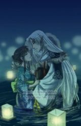 Kagome x Sesshomaru by kay1lovely