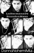 La Hermana De Brandon Meza(Pausada temporalmente) by DannaNHZLT