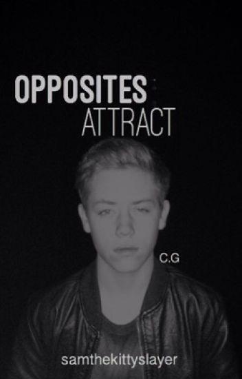 Opposites Attract - c.g