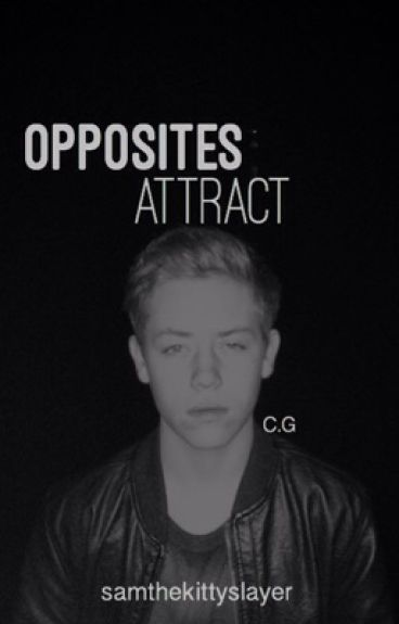 Opposites Attract - c.g