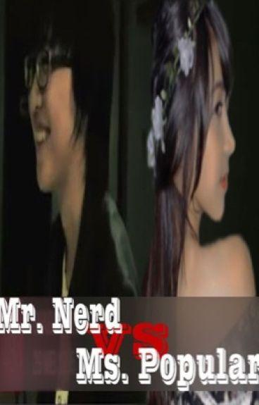 Mr. Nerd vs Ms. Popular