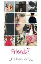 Friends? || Camren by _HiOopsLarry_