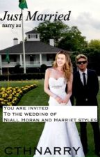 Just Married // narry au by cthnarry