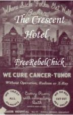 The Crescent Hotel by FreeRebelChick