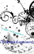Clockwork Experiments by VirginiaCampbell