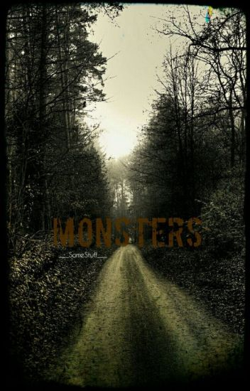 ✖Monsters✖(Carl Grimes x Reader)
