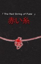 Red String of Fate by hell0stranger_