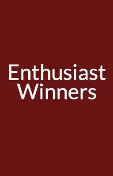 Enthusiast Winners by Attys