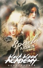Black Blood Academy: Spade Arden by heartruiner