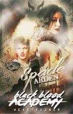 Black Blood Academy: Spade Arden by heartruiner