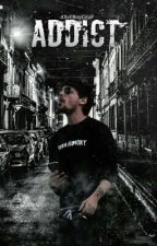 ADDICT || l.t  by -AXellBoyCttaF