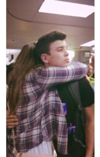 Just friend. /Hayes Grier.