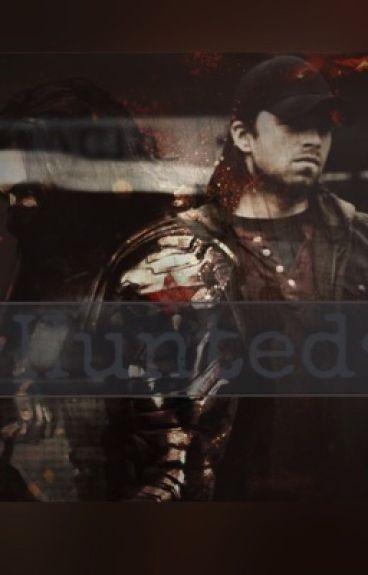 •HUNTED• {Winter Soldier x Reader}