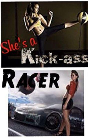 Shes a Kick-Ass Racer