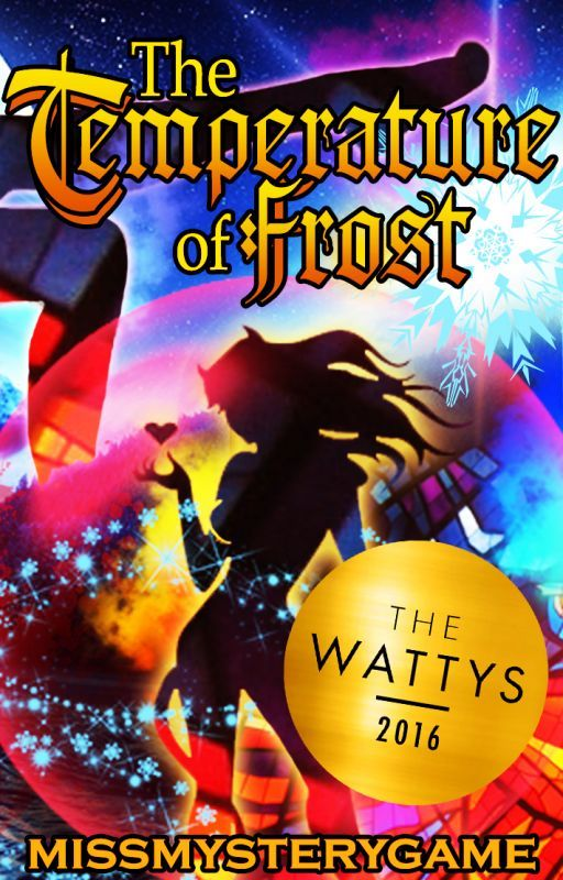 The Temperature of Frost (Book 1 of Christmas in Bogotá) #Wattys2016 by MissMysteryGame