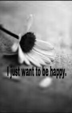 I Just Want To Be Happy by 2MuchCoff33_grl