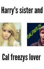 Harry's sister and  Cals lover... by sidemenfanficx