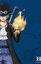 FireFace~ Sabo x Reader by piratequeend