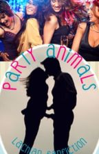 Party Animals//Lachlan/CraftBattleDuty Fanfiction by Lachlansaurusrex