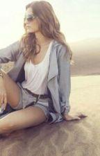 THE GIRL IN THE DESERT by softballgirl_123