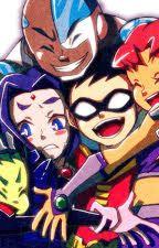 Teen titans - Los guardianes del Sol y la Luna... by HatsuneMikuKawai
