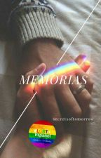 Memorias. /Yaoi/ [Finalizada] by Secretsoftomorrow