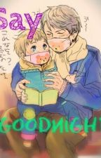 Say Goodnight by Leah_Kitten