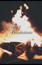 Story Promotions by BlazeNEmilyAtlaz