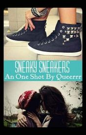 Sneaky Sneakers (GxG) [oneshot] by downrightweird