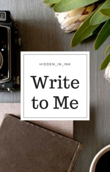 Write to Me (Boyxboy) Student/Teacher