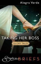 Tk her boss by birdtalking