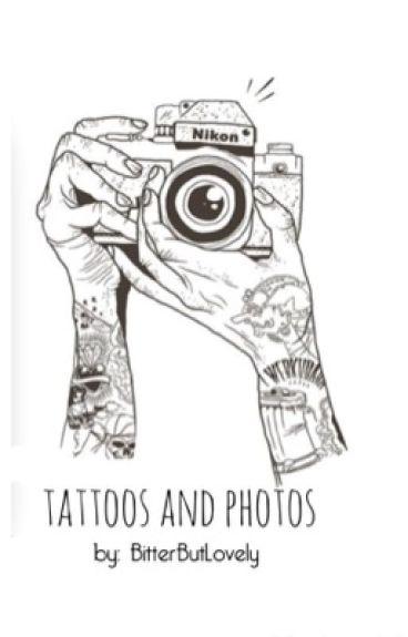tattoos and photos