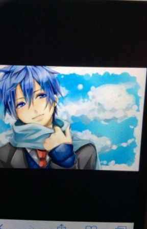 Vocaloid Kaito x reader by DipperBipper