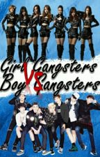 Girls gangsters vs. Boys gangsters by amaturelyz