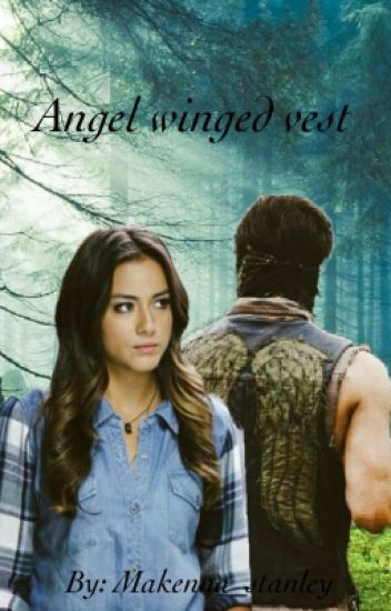 Angel Winged Vest ( a Daryl Dixon love story)