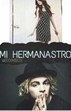 Mi Hermanastro. ||Raura|| by spookyspidey
