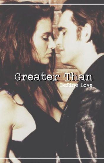 Greater Than (Dallas Winston)