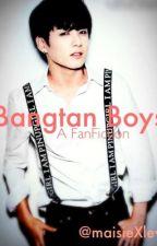Bangtan Boys: A Fan Fiction (smut) by DeletedAccount---