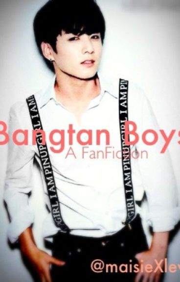 Bangtan Boys: A Fan Fiction (smut)