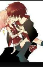 Vampire love *SasoSaku* by Haruno_Akasuna