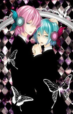 [Megurine Luki & Hatsune Mikuo] Magnet (BoyxBoy) by Himenoki
