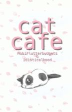 Cat Cafe × Calum Hood (ON HOLD) by MobiFlutterbudgets