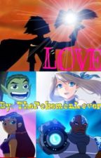 Love (Teen Titans - RobRae) ~Under Editing~ by ThePokemonLover
