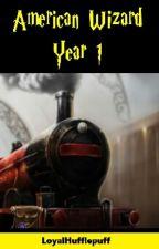 American Wizard: Year 1 by LoyalHufflepuff