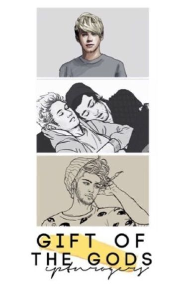 gift of the gods ♡ ziall au [COMPLETE]
