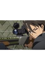 Takashi Komuro X Reader by flapjackles