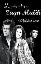 My brother Zayn Malik by MadalinaVicol