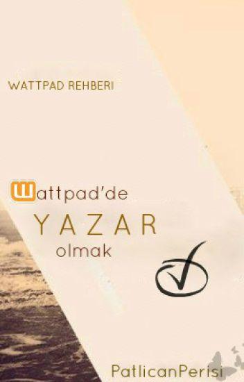 Wattpad'de Yazar Olmak